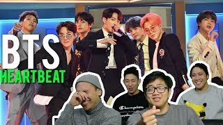 FEEL The BTS HEARTBEAT (BTS WORLD OST MV Reaction)