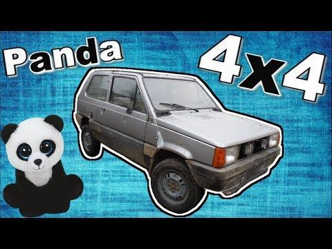 Event-VLOG #89 - Panda 4x4 prohlídka + jízda s vrakem