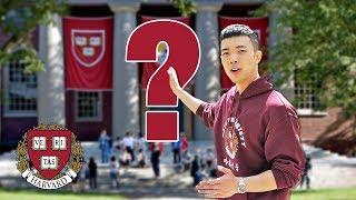 What's it like inside Harvard University?   Harvard Campus Tour