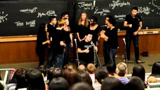 BIDB 2012 - Magnificent Obsession by Full Measure (Steven Curtis Chapman cover)