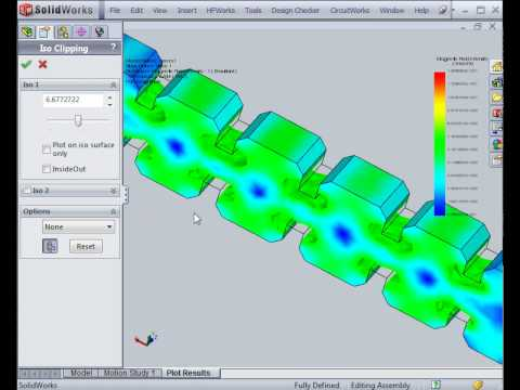 S-Parameter Analysis of an RF Filter 2/2