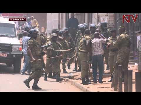 Ssaabalamuzzi Katureebe agamba ebikolwa by'okutulugunya biswaza