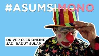 Driver Ojek Online Jadi Badut Sulap - Asumi Mono