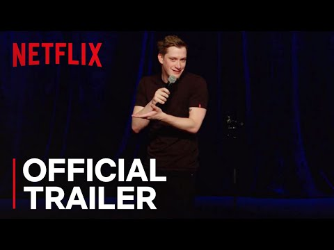 Video trailer för Daniel Sloss: Live Shows   Stand-up Special Official Trailer [HD]   Netflix