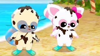 Юху и его друзья - все серии экологические проблемы земли - сборник - веселый мультфильм для детей