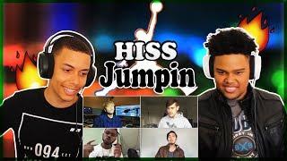 Hiss - Jumpin w/Gene, Amit and Codfish // Reaction //