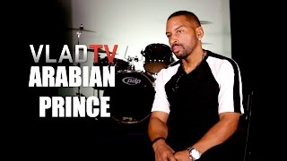 Arabian Prince: Eazy-E's Wife Stopped Sending My Royalty Checks