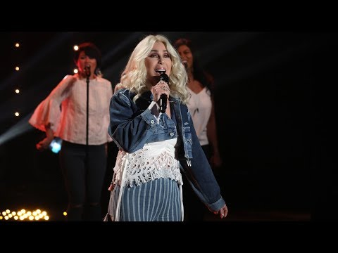 Cher Performs the ABBA Classic 'SOS'
