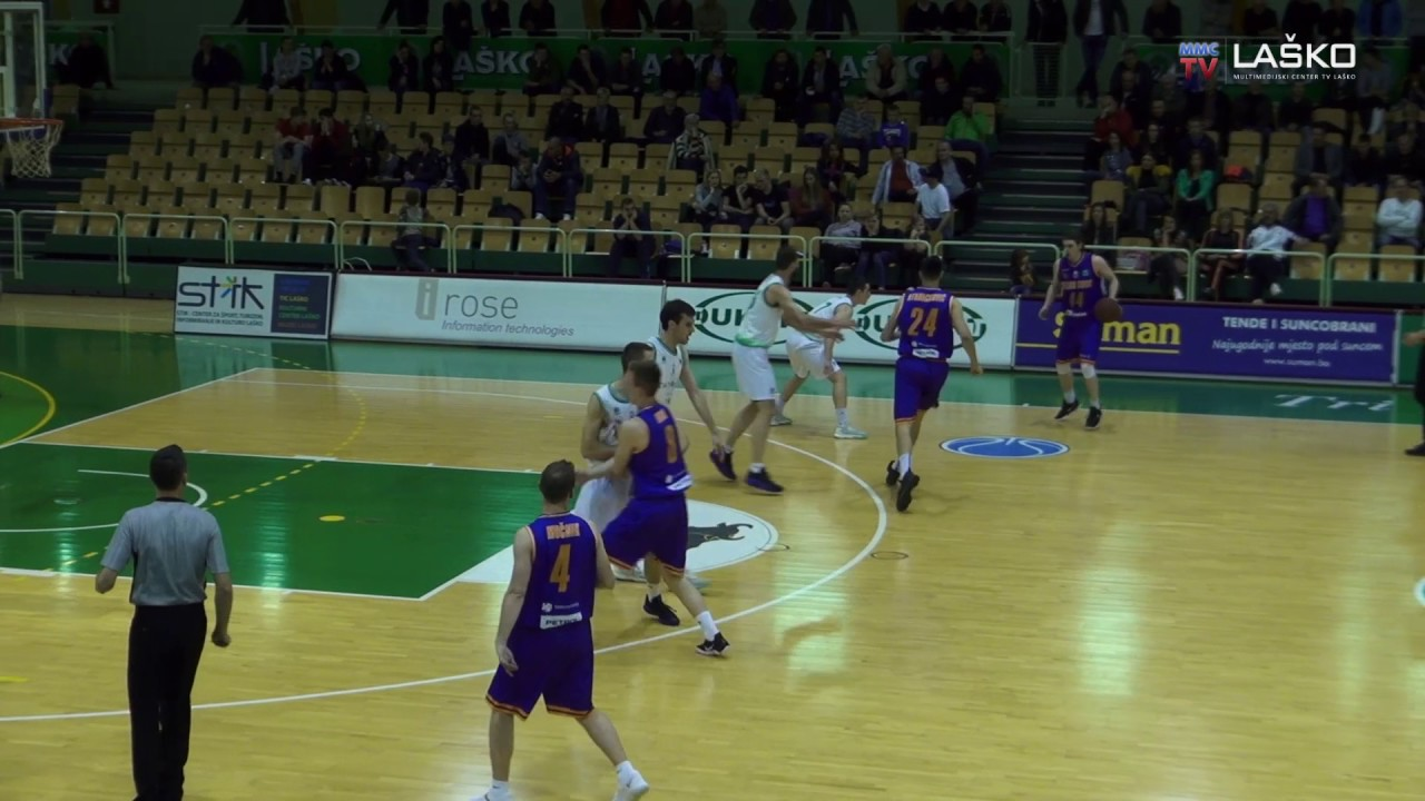 Liga Nova KBM: Z zmago Zlatorog naredil nov korak proti polfinalu državnega prvenstva