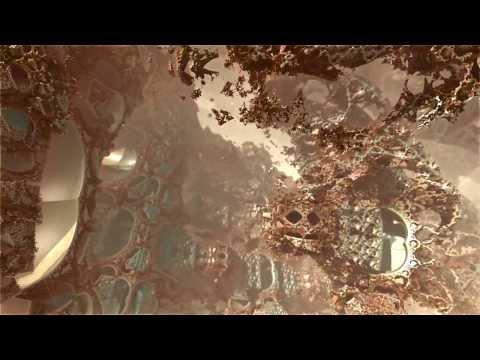 Видео - 3D Фрактал - Множество Мандельброта