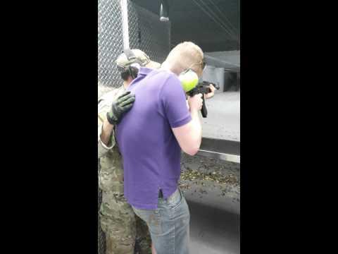 Ak-47 breaks and sticks full auto