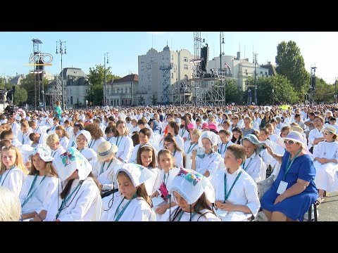 Budapest : l'ouverture du Congrès Eucharistique International