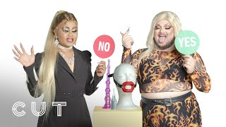 Drag Queens Guess Which Sex Toys They Would Use   Versus   Cut