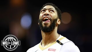 Chances Anthony Davis gets traded before 2020 NBA free agency | Woj & Lowe