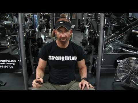 La gestion sur les muscles obliques du ventre