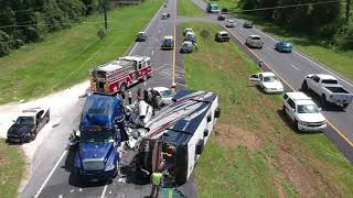Two killed in crash on U.S. 441 in north Marion County