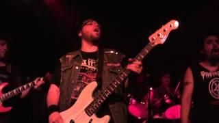 Fear of the Dark [Tributo a IRON MAIDEN] Banda SANDS OF TIME en Bar Oxido 04/01/2013