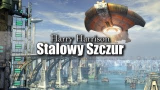 Stalowy Szczur - Harry Harrison