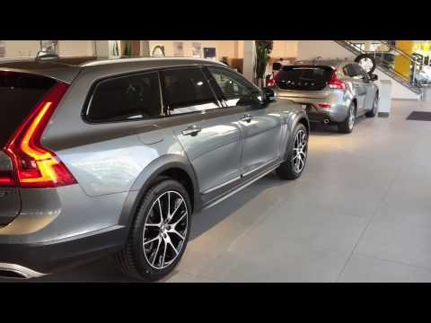 Volvo VOLVO V90 Cross Country D5 Pro AWD Geartronic videosu
