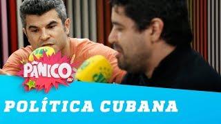 Noblat x Morgenstern: Influenciadores debatem política cubana