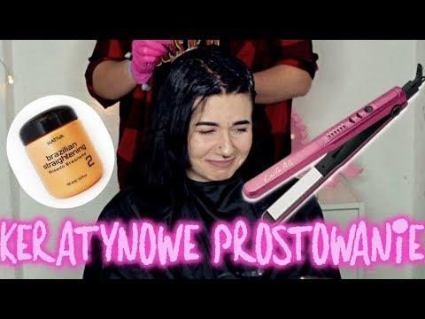 Rafinowany olej na włosy
