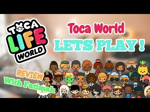 ✨TOCA LIFE: WORLD GAMEPLAY!! | CuteBabyTrio ????