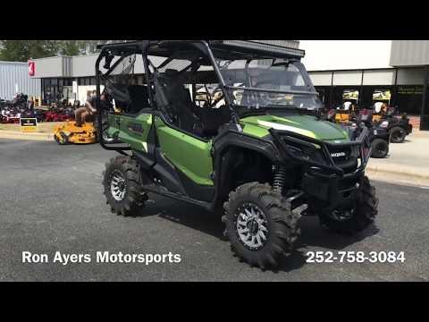 2020 Honda Pioneer 1000-5 LE in Greenville, North Carolina - Video 1