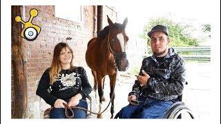 """Leben mit """"LARSEN-SYNDROM"""" (Interview)"""