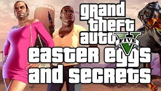 GTA V All Easter Eggs And Secrets
