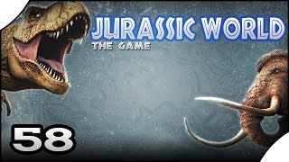 Jurassic World || 58 || Dinos vs Mammals!