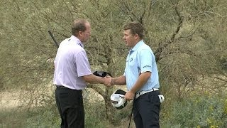George Coetzee wins match over Steve Stricker at Accenture