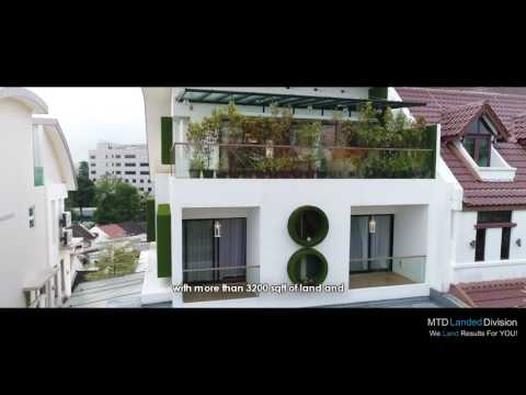 MTD Landed Division: Charming House for Sale in Singapore | Episode 2