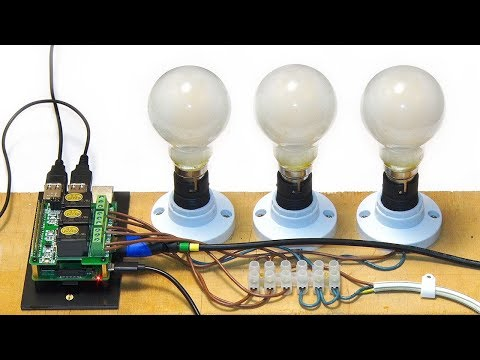 Raspberry Pi Automation #1: Mains Relay HAT