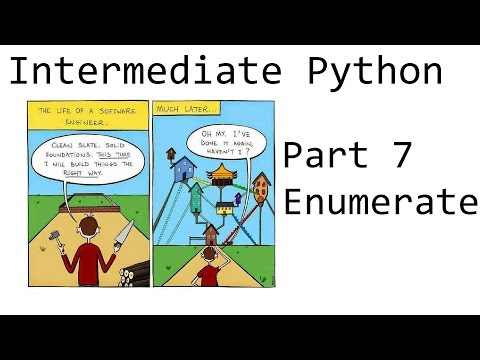 mp4 Python Enumerate, download Python Enumerate video klip Python Enumerate