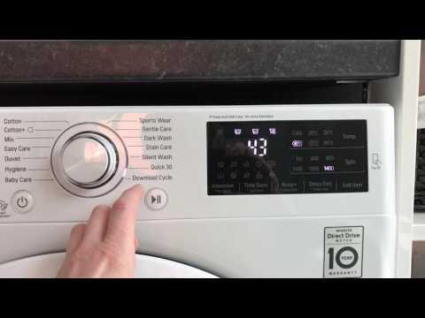 LG F4J5TN3W Washing Machine Review