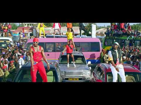 Download Rayvanny Ft Diamond Platnumz -mwanza(official Video) HD Mp4 3GP Video and MP3