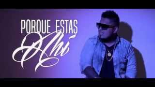 Antifaz - Alex Santana Ft Sandra The Flow Girl  (Video Lyric Oficial)