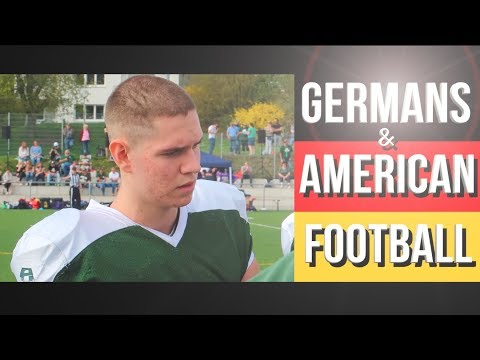 Why Young Germans Should Play American Football