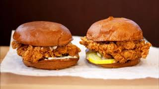 People Fight Over Popeyes Chicken Sandwich