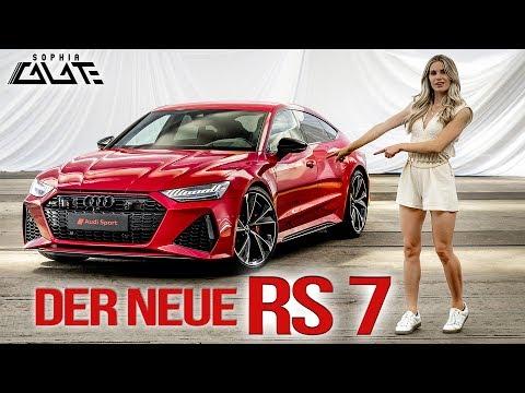 Der neue Audi RS7 2020 | Leistung, Sound, Optik