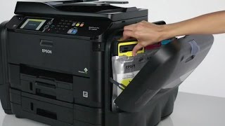 CNET Update - This printer says goodbye to ink cartridges