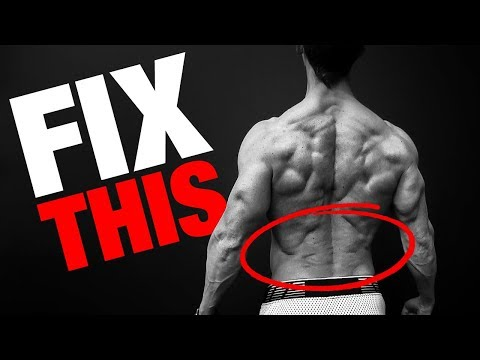 How to Get a Strong Low Back | DO THIS EVERY DAY!