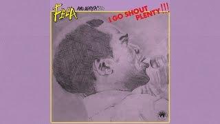 Fela Kuti   I Go Shout Plenty !!! (LP)