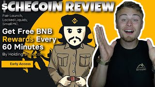 [CryptoTV] There Is ACTUALLY A Crypto Called CheCoin TOKEN & They're Giving Free BNB Every Hour?? Is This Legit