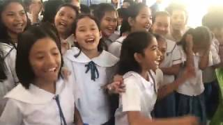 Smiling Faces from Philippines