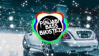 Dollar [BASS BOOSTED] Sidhu Moosewala Ft Byg Byrd   PUNJABI SONGS 2018