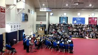 Asturias by FMS 7th grade band