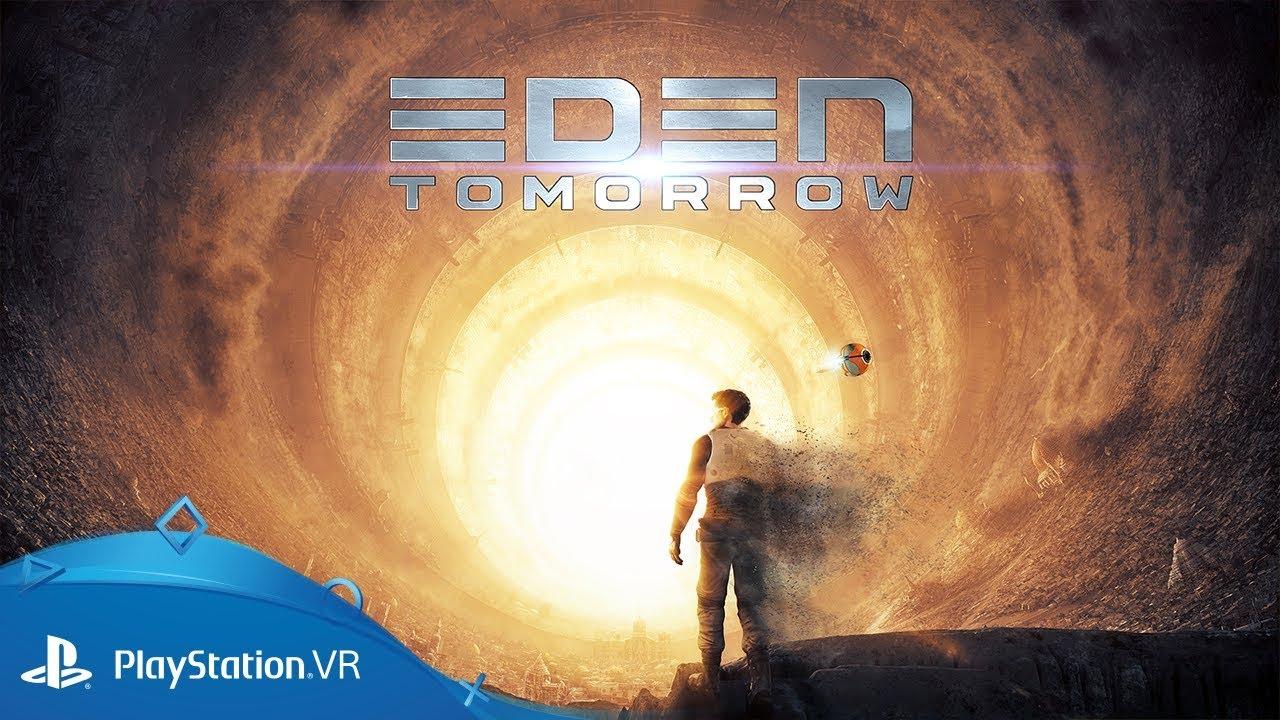 Spielt das PS VR Sci-Fi-Abenteuer Eden Tomorrow schon heute, mit der kostenlosen Demo aus dem PlayStation Store