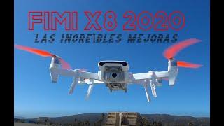 FIMI X8 SE 2020????QUÉ NOVEDADES OFRECE.????MEJOR DRONE calidad precio ????KILLER ZINO 2?