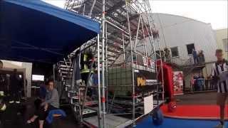 preview picture of video 'Fire Fighter Challenge .:. Feuerwehr Pfaffenhofen .:.Mit den Augen des Teilnehmers!'